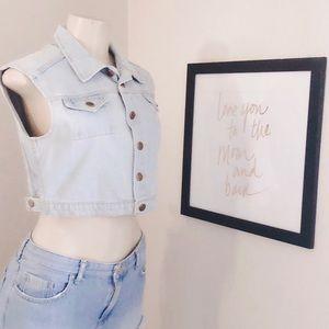 American Apparel Jean Jacket⭐️
